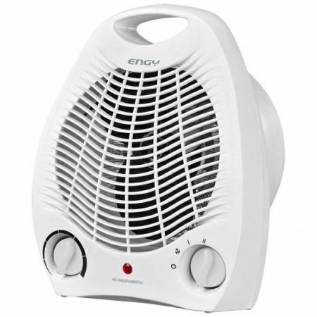 Тепловентилятор Engy EN-509 2000 Вт белый цена и фото