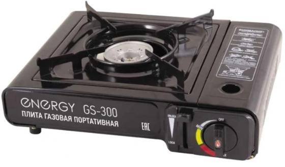 Газовая плита Energy GS-300 черный energy gs 100