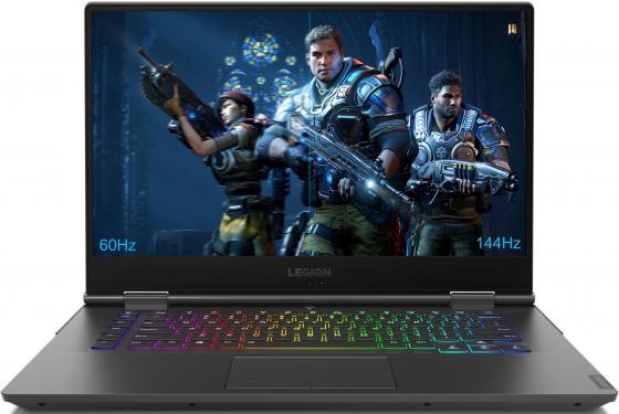 Купить Ноутбук Lenovo Legion Y740-15IRH Core i7 9750H/8Gb/SSD512Gb/nVidia GeForce GTX 1660 Ti 6Gb/15.6 /IPS/FHD (1920x1080)/noOS/black/WiFi/BT/Cam