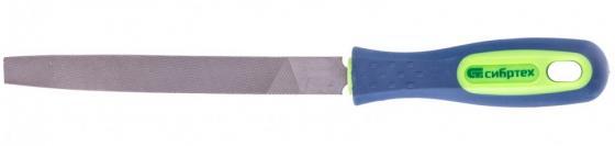 Фото - Напильник, 150 мм, плоский, двухкомпонентная рукоятка, №2// Сибртех напильник 300 мм плоский двухкомпонентная рукоятка 2 сибртех