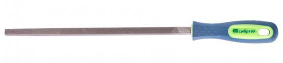 Фото - Напильник, 250 мм, квадратный, двухкомпонентная рукоятка, №2// Сибртех напильник 300 мм плоский двухкомпонентная рукоятка 2 сибртех