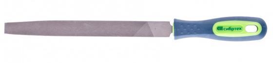 Фото - Напильник, 250 мм, плоский, двухкомпонентная рукоятка, №2// Сибртех напильник 300 мм плоский двухкомпонентная рукоятка 2 сибртех