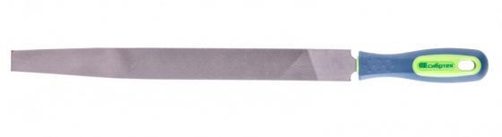 Фото - Напильник, 300 мм, плоский, двухкомпонентная рукоятка, №2// Сибртех напильник 300 мм плоский двухкомпонентная рукоятка 2 сибртех