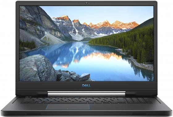 "Ноутбук DELL G7 7790 17.3"" 1920x1080 Intel Core i9-9880H 512 Gb 16Gb Bluetooth 5.0 nVidia GeForce RTX 2080 8192 Мб серый Linux G717-8269"