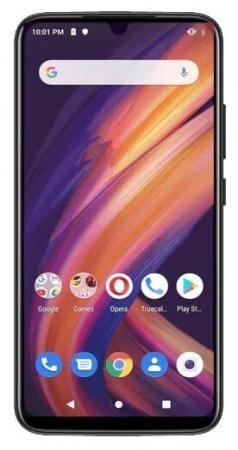 "Смартфон Lenovo A6 Note синий 6.09"" 32 Гб LTE Wi-Fi GPS 3G Bluetooth смартфон lenovo sisley s90 серый графитовый 5 32 гб lte wi fi gps 3g p0s3000nru"