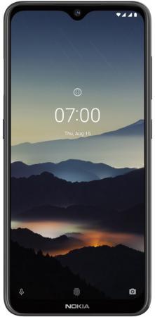 Смартфон NOKIA 7.2 DS TA-1196 CHARCOAL смартфон nokia 1 ds ta 1047 dark blue