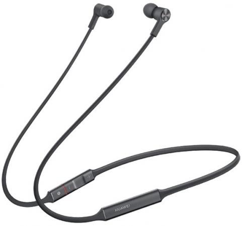 Беспроводная Bluetooth-гарнитура HUAWEI CM70-C FreeLace Graphite Black беспроводнаяbluetooth гарнитура noco
