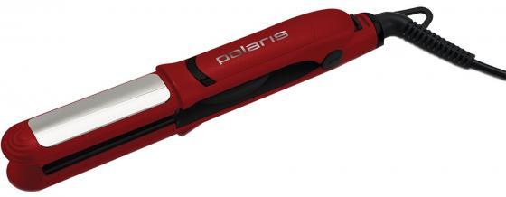 Щипцы Polaris PHS 2070MK 25Вт макс.темп.:200С покрытие:керамическое красный/черный polaris phs 0745 красный