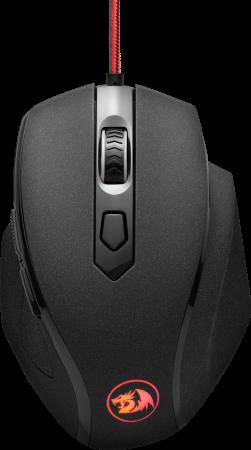 Фото - Мышь проводная Defender Tiger 2 чёрный USB мышь проводная defender venom gm 640l чёрный usb 52640