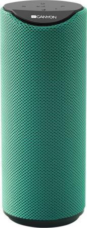 цена на Колонки CANYON CNS-CBTSP5G Green (Bluetooth 5.0,Micro-SD,2.3Вт,5ч работы)