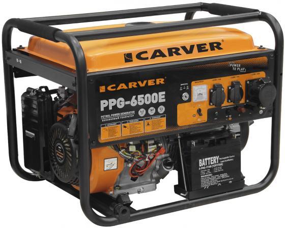Генератор Carver PPG- 6500Е 9.6кВт стакан luminarc dallas lilac 300 мл