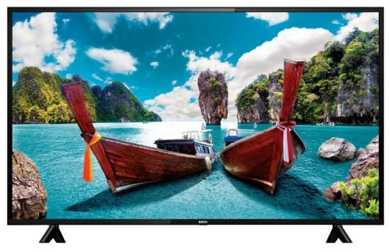 Телевизор LED BBK 50 50LEX-7158/FTS2C черный/FULL HD/50Hz/DVB-T2/DVB-C/DVB-S2/USB/WiFi/Smart TV (RUS)