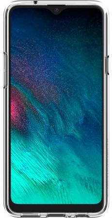 Купить Чехол (клип-кейс) Samsung для Samsung Galaxy A20s araree A cover прозрачный (GP-FPA207KDATR)