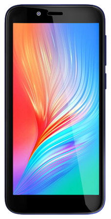 "Смартфон Haier Alpha A2 Lite 8Gb 1Gb синий моноблок 3G 2Sim 5"" 480x960 Android 8.1 8Mpix 802.11 b/g/n NFC GPS GSM900/1800 GSM1900 TouchSc MP3 FM microSD max32Gb цена и фото"