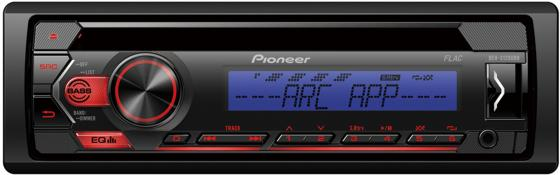 Автомагнитола CD Pioneer DEH-S120UBB 1DIN 4x50Вт
