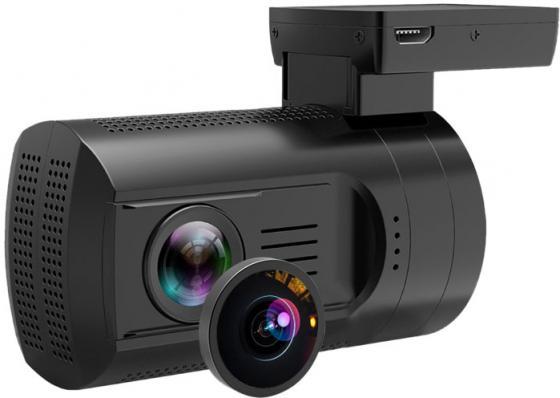 Видеорегистратор TrendVision Mini 2CH GPS Pro черный 2.4Mpix 1080x1920 1080p 130гр. GPS Novatek NT96663