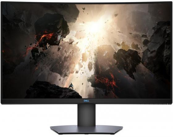 Фото - Монитор 32 DELL S3220DGF черный VA 2560x1440 400 cd/m^2 4 ms HDMI DisplayPort Аудио USB 3220-0162 монитор dell 31 5 s3220dgf 3220 0162 черный