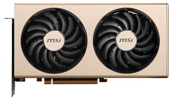 Видеокарта MSI PCI-E 4.0 RX 5700 XT EVOKE AMD Radeon RX 5700XT 8192Mb 256bit GDDR6 1630/14000/HDMIx1/DPx3/HDCP Ret видеокарта msi radeon rx 5700xt evoke oc pci e 8192mb gddr6 256 bit retail rx 5700 xt evoke oc