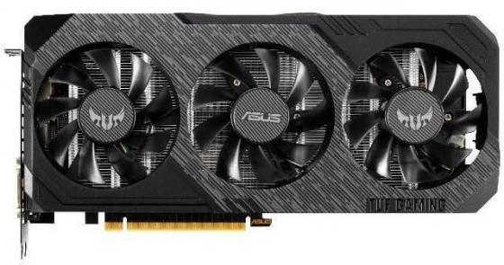 Видеокарта ASUS GeForce GTX 1660 SUPER TUF Gaming X3 OC edition PCI-E 6144Mb GDDR5 192 Bit Retail TUF 3-GTX1660S-O6G-GAMING видеокарта пк asus geforce gtx 1060 1620mhz pci e 3 0 6144mb 8208mhz 192 bit dvi 2xhdmi hdcp strix gtx1060 o6g gaming