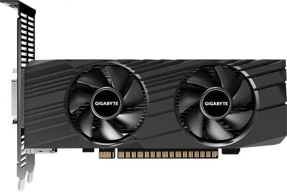 Видеокарта Gigabyte PCI-E GV-N1650OC-4GL nVidia GeForce GTX 1650 4096Mb 128bit GDDR5 1665/8002 DVIx1/HDMIx1/DPx1/HDCP Ret видеокарта gigabyte pci e nvidia geforce gtx 980 4096mb gv n980g1 gaming 4gd ret