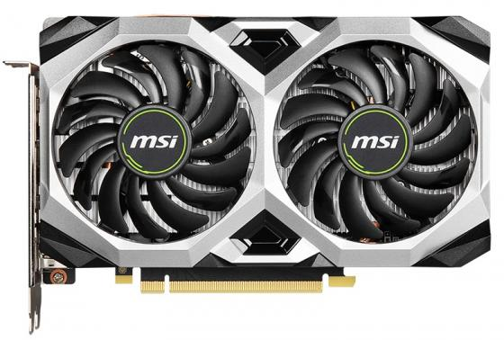 Видеокарта MSI GeForce GTX 1660 SUPER VENTUS XS OC PCI-E 6144Mb GDDR6 192 Bit Retail GTX 1660 SUPER VENTUS XS OC