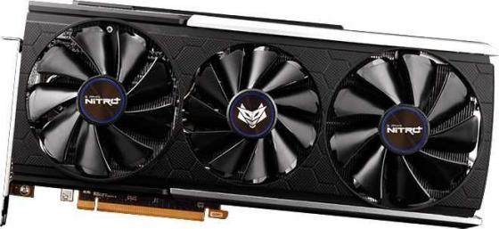 Видеокарта Sapphire Radeon RX 5700XT NITRO+ PCI-E 8192Mb GDDR6 256 Bit Retail 11293-03-40G видеокарта sapphire radeon rx 5500 xt nitro se pci e 8192mb gddr6 128 bit retail 11295 05 20g