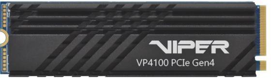 Накопитель SSD Patriot PCI-E x4 2Tb VP4100-2TBM28H Viper VP4100 M.2 2280 фото