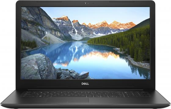 "Ноутбук Dell Inspiron 3793 Core i7 1065G7/8Gb/1Tb/SSD128Gb/DVD-RW/nVidia GeForce MX230 2Gb/17.3""/IPS/FHD (1920x1080)/Linux/black/WiFi/BT/Cam ноутбук lenovo ideapad g7080 core i7 5500u 4gb 1tb dvd rw nvidia geforce 920m 2gb 17 3 черный"