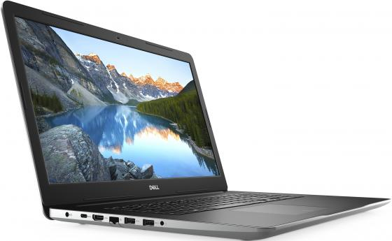 "Ноутбук Dell Inspiron 3793 Core i7 1065G7/8Gb/1Tb/SSD128Gb/DVD-RW/nVidia GeForce MX230 2Gb/17.3""/IPS/FHD (1920x1080)/Windows 10/silver/WiFi/BT/Cam ноутбук lenovo ideapad g7080 core i7 5500u 4gb 1tb dvd rw nvidia geforce 920m 2gb 17 3 черный"
