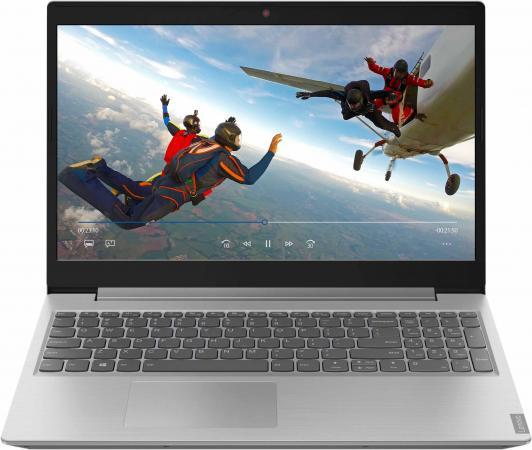 """Ноутбук Lenovo IdeaPad L340-15IWL Core i3 8145U/4Gb/SSD256Gb/nVidia GeForce Mx110 2Gb/15.6""""/TN/FHD (1920x1080)/Windows 10/grey/WiFi/BT/Cam ноутбук lenovo ideapad g7080 core i7 5500u 4gb 1tb dvd rw nvidia geforce 920m 2gb 17 3 черный"""