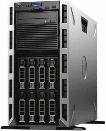 Купить Сервер Dell PowerEdge T440 2x4208 2x16Gb 2RRD x8 1x1Tb 7.2K 3.5 SATA RW H330 iD9En 1G 2P 2x495W 40M NBD (T440-2427)