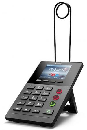 Телефон IP Fanvil X2P черный цена и фото