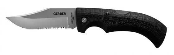 Нож перочинный Gerber Gator (1014900) 215.9мм черный
