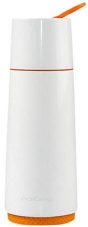 Термос AceCamp vacuum bottle (1504) 0.37л. белый