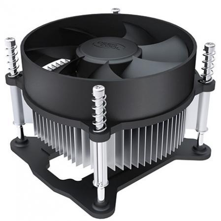 Устройство охлаждения(кулер) Deepcool CK-11508 V2 Soc-1150/1151/1155/ 3-pin 25dB Al 65W 245gr Ret цена