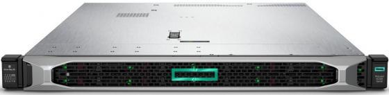 Купить Сервер HPE DL360 Gen10, 1x 5222 Xeon-G 4C 3.8GHz, 1x32GB-R DDR4, P408i-a/2GB (RAID 1+0/5/5+0/6/6+0/1+0 ADM) noHDD (8/10+1 SFF 2.5 HP) 1x800W (up2), 2x 10/25GbE SFP28 FLR, noDVD, iLO5, Rack1U, 3-3-3