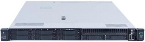 Купить Сервер HPE DL360 Gen10, 1x 4208 Xeon-S 8C 2.1GHz, 1x16GB-R DDR4, P408i-a/2GB (RAID 1+0/5/5+0/6/6+0/1+0 ADM) noHDD (8/10+1 SFF 2.5 HP) 1x500W (up2), 4x1Gb/s FLR, noDVD, iLO5, Rack1U, 3-3-3