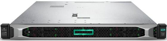 Купить Сервер HPE DL360 Gen10, 1x 6230 Xeon-G 20C 2.1GHz, 1x32GB-R DDR4, P408i-a/2GB (RAID 1+0/5/5+0/6/6+0/1+0 ADM) noHDD (8/10+1 SFF 2.5 HP) 1x800W (up2), 4x1Gb/s FLR, noDVD, iLO5, Rack1U, 3-3-3