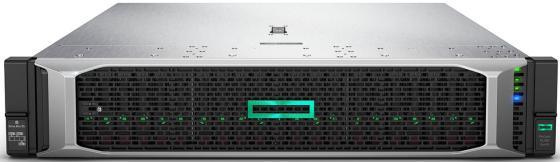 Купить Сервер HPE DL380 Gen10, 1x 3204 Xeon-B 6C 1.9GHz, 1x16GB-R DDR4, S100i/ZM (RAID 0, 1, 5, 10) noHDD (8/15 LFF 3.5'' HP + 2 SFF 2.5 ) 1x500W (up2), 4x1Gb/s FLR, noDVD, iLO5, Rack2U, 3-3-3