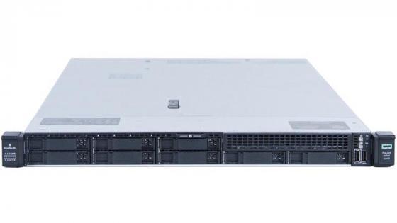 Купить Сервер HPE DL360 Gen10, 1x 5217 Xeon-G 8C 3.0GHz, 1x32GB-R DDR4, P408i-a/2GB (RAID 1+0/5/5+0/6/6+0/1+0 ADM) noHDD (8/10+1 SFF 2.5 HP) 1x800W (up2), 4x1Gb/s FLR, noDVD, iLO5, Rack1U, 3-3-3