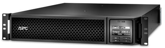Источник бесперебойного питания APC Источник бесперебойного питания APC Smart-UPS SRT, Двойное преобразование (онлайн), 1000 ВА / 1000 Вт, Rack/Tower, IEC, LCD, Serial+USB, USB, SmartSlot, подкл. доп. батарей фото