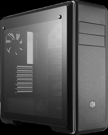 Корпус ATX Cooler Master MasterBox CM694 Без БП чёрный MCB-CM694-KG5N-S00 цена и фото