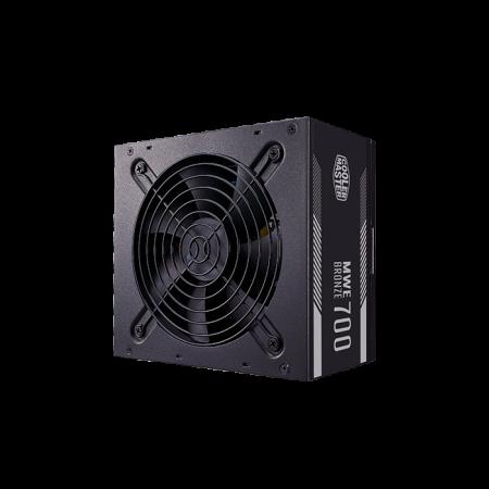 Power Supply Cooler Master MWE Bronze, 700W, ATX, 120mm, 8xSATA, 4xPCI-E(6+2), APFC, 80+ Bronze