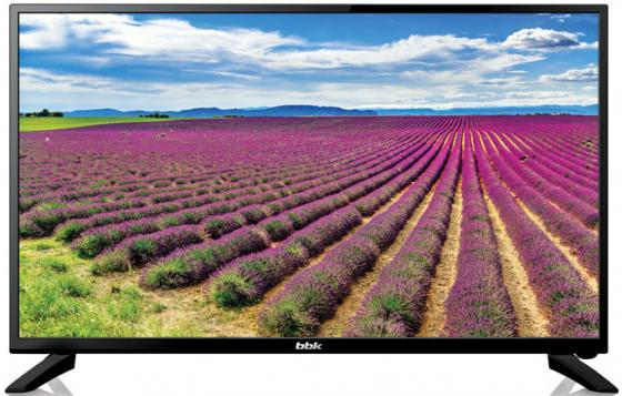 Телевизор LED 24 BBK 24LEM-1078/T2C черный 1366x768 50 Гц VGA