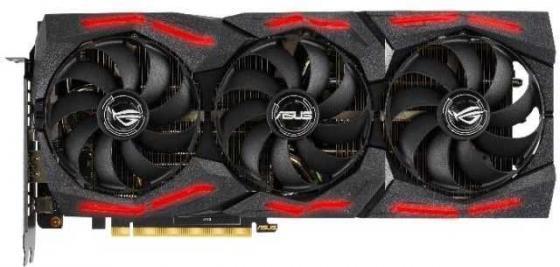 Видеокарта Asus PCI-E ROG-STRIX-RTX2060S-8G-EVO-GAMING nVidia GeForce RTX 2060SUPER 8192Mb 256bit GDDR6 1470/14000/HDMIx2/DPx2/Type-Cx1/HDCP Ret цена 2017