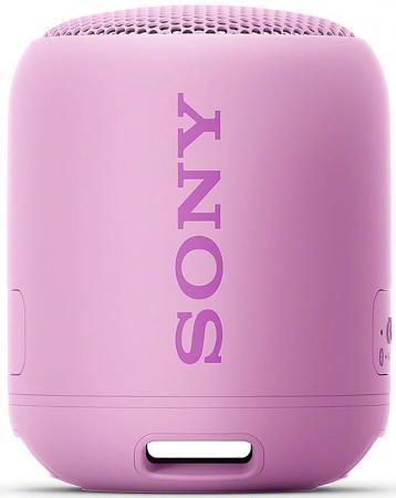 Sony SRS-XB12V Беспроводная колонка, фиолетовый беспроводная ас sony srshg1p ru4