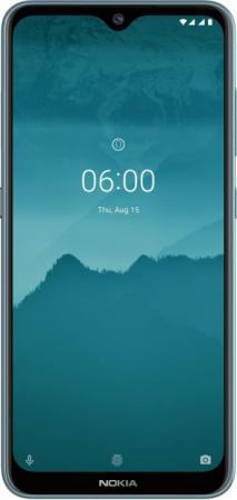 Nokia 6.2 DS TA-1198 SILVER Смартфон