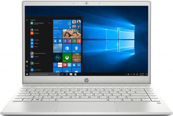 "HP Pavilion 13-an1011ur (Msft modern) 13.3""(1920x1080 IPS)/Intel Core i3 1005G1(1.2Ghz)/4096Mb/256PCISSDGb/noDVD/Int:Intel UHD Graphics/war 1y/1.3kg/Natural Silver/W10 + painted beze, fingerprint"