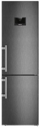 Холодильник Liebherr CBNPbs 4858 черный (двухкамерный) цена и фото
