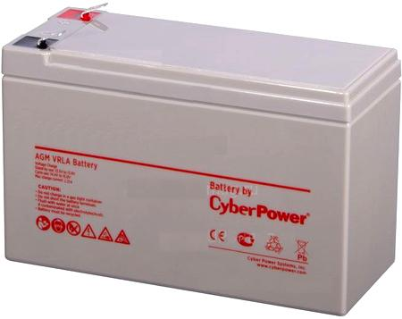 Battery CyberPower Professional series RV 12-12 / 12V 12 Ah